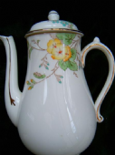 Art Deco TUSCAN coffee pot